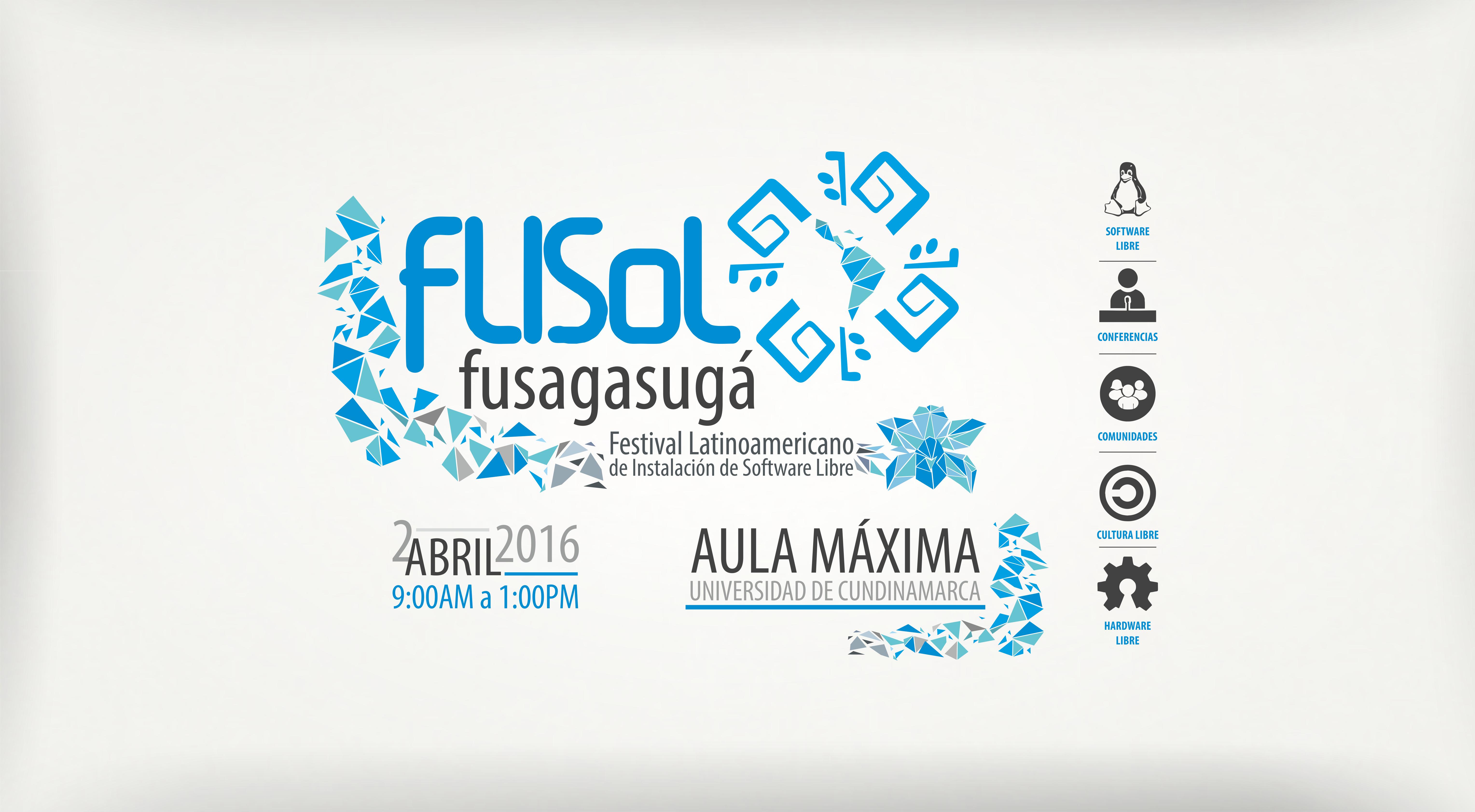 http://www.fusa.flisol.info